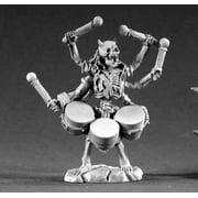 Reaper Miniatures Arachno Assassin #02167 Dark Heaven Legends Unpainted Metal