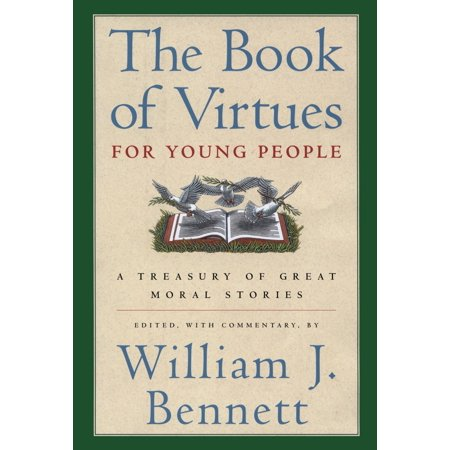 The Book of Virtues for Young People : A Treasury of Great Moral - Halloween Story For Young Learners