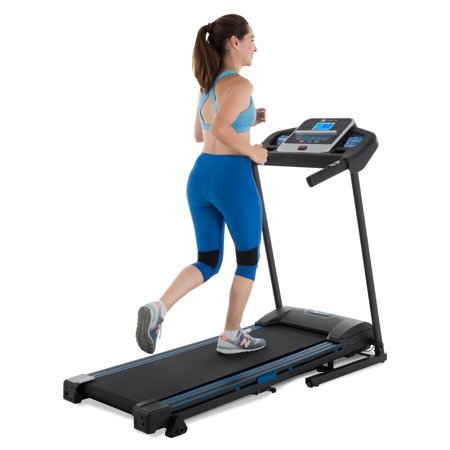 XTERRA Fitness TR200 Folding Treadmill with XTRASoft Cushioned