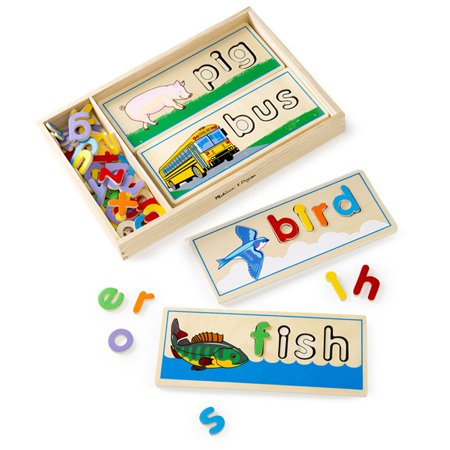 Melissa and Doug See & Spell Learning Toy](Learning Toys For 3 Year Olds)
