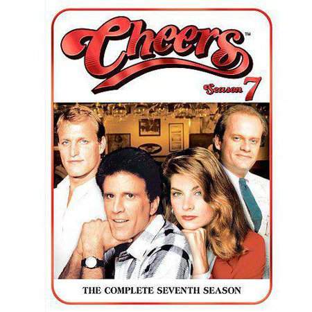 Cheers  The Complete Seventh Season  Full Frame