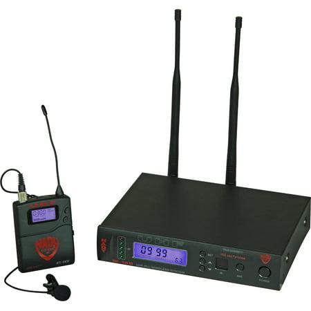 W 1Ku Omnidirectional Lavalier Wireless System