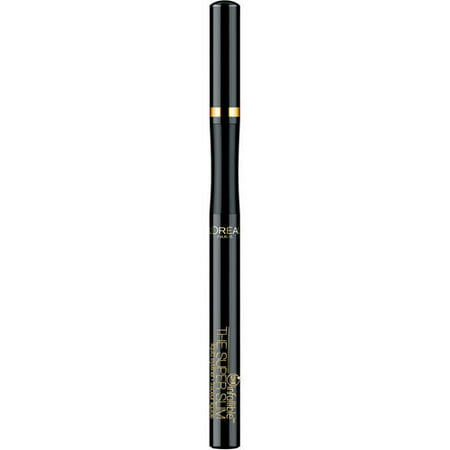 L'Oreal Paris Infallible Super Slim Liquid Eyeliner, Black