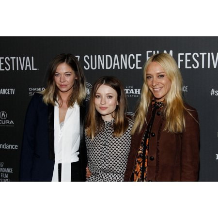 Analeigh Tipton Emily Browning Chloe Sevigny At Arrivals For Golden Exits Premiere At Sundance Film Festival 2017 The Library Theater Park City Ut January 22 2017 Photo By James AtoaEverett Collection - Ocean Park Halloween 2017 Date
