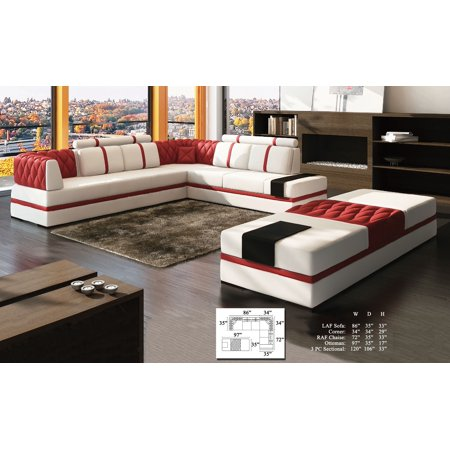Causal Contemporary Modern Living Room Furniture Sectional Sofa ...