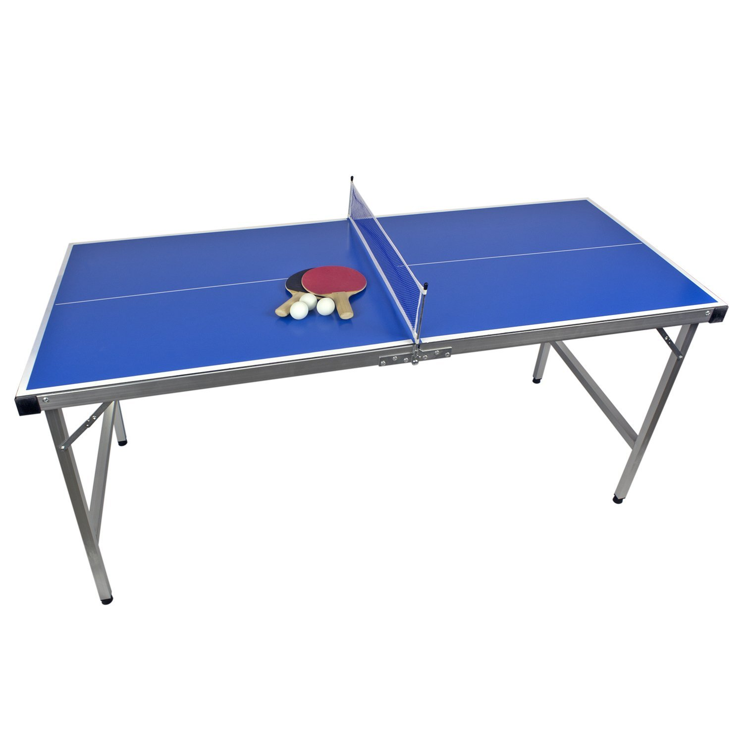 Poolmaster Outdoor Backyard Junior Table Tennis Ping Pong Paddles