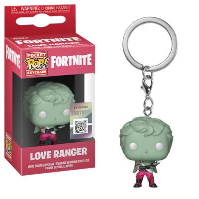 Funko Keychain: Fortnite-Love Ranger