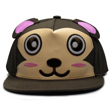 City Hunter Cap USA - City Hunter Cf1609 Monkey Animal Snapback Cap -  Walmart.com 90fa92a21c8