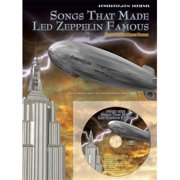 Alfred 27-29011 Songs That Made Led Zeppelin Famous - Music Book