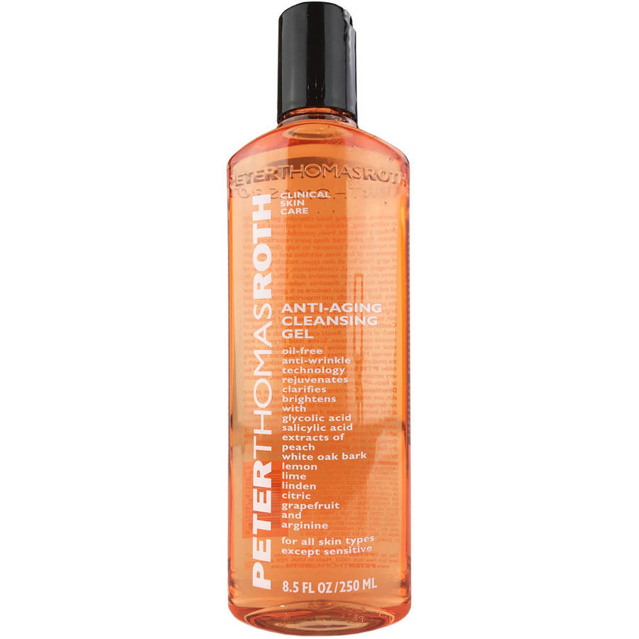 Peter Thomas Roth Anti-Aging Cleansing Gel, 8.5 Fl Oz