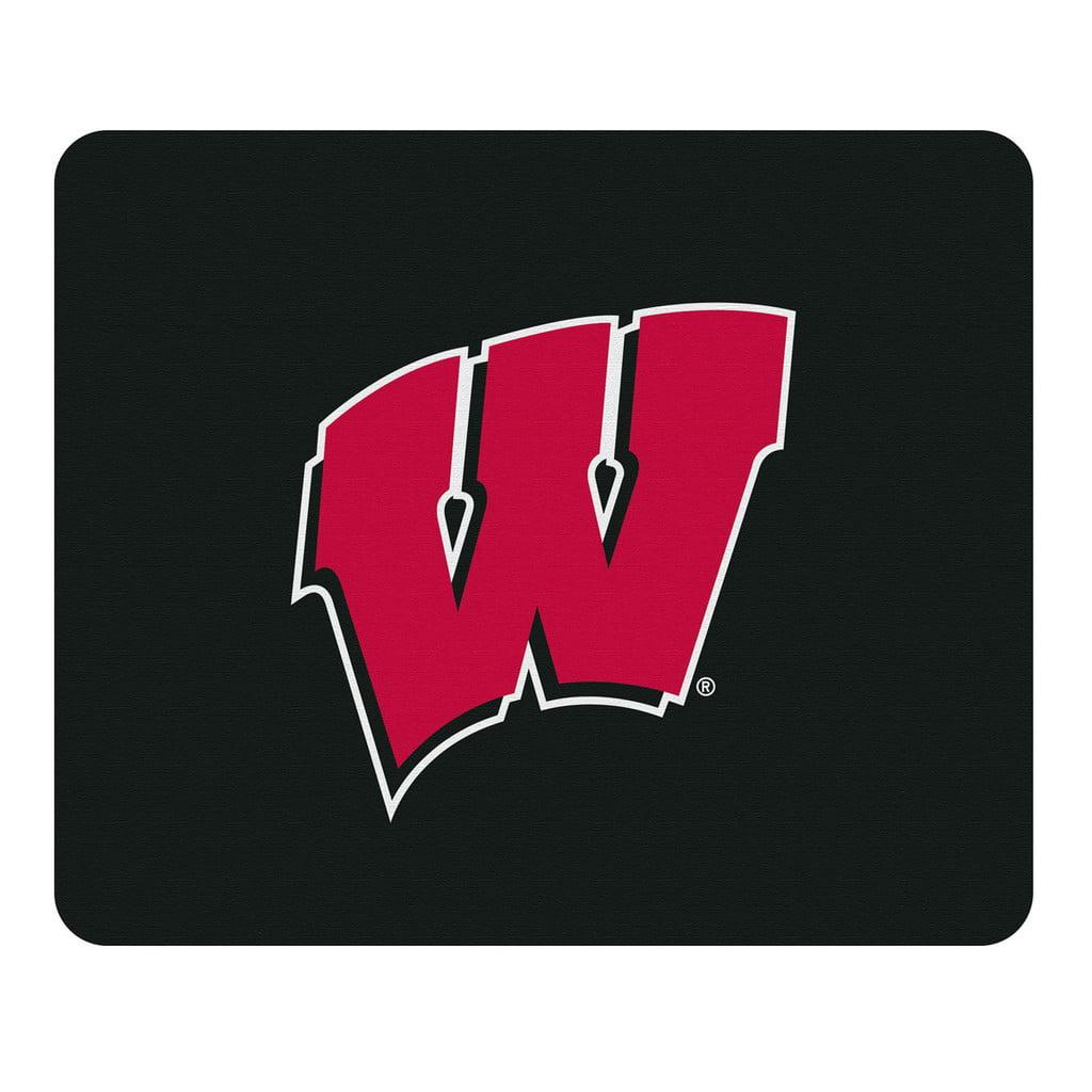 University of Wisconsin - Madison Black Mouse Pad, Classic