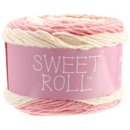 Premier Yarns Sweet Roll Yarn Peaches & Cream Pop (Best Sweet Peach Wine)