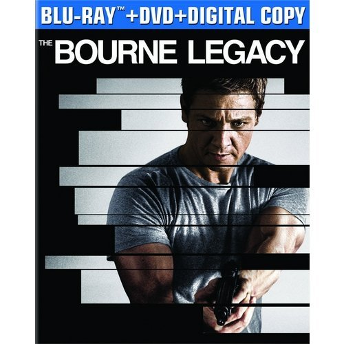 The Bourne Legacy (Blu-ray + DVD + Digital Copy) (Exclusive) (With INSTAWATCH) (Widescreen)