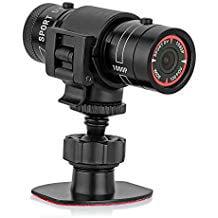 Mini Sports Camera 1080P Full HD Action Waterproof Sport Helmet Bike Helmet Video Camera Support 32GB TF Card by Generic-OEM