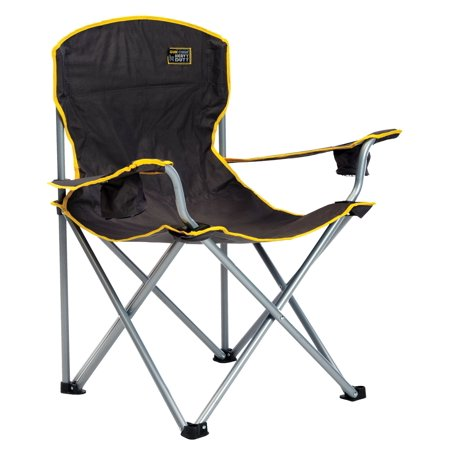Quik Shade Heavy Duty Folding Chair - Black