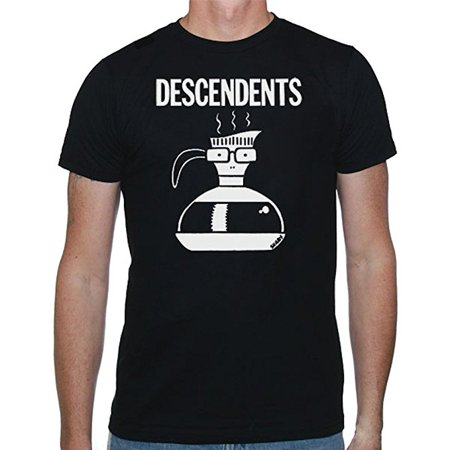 Descendents Coffee Pot Men's T-Shirt