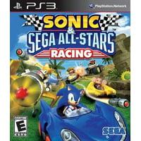 Sonic & Sega All-Star Racing, Sega, PlayStation 3, 010086690361
