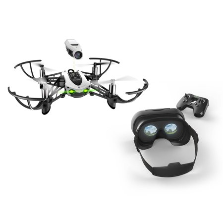 Parrot Mambo Drone FPV Kit (White) Certified (Certified