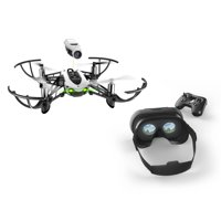 Parrot Mambo Drone FPV Kit (White) Certified (Certified Refurbished)