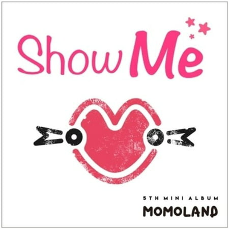 5TH MINI ALBUM : SHOW ME (incl. 52-page booklet + 2 Photocards) (CD)