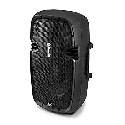 Dj-tech pyle powered active pa loudspeaker system - 10 in...