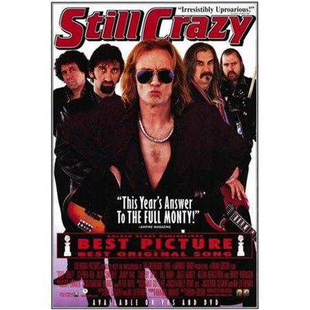 Posterazzi MOV221165 Still Crazy Movie Poster - 11 x 17 in. - image 1 de 1