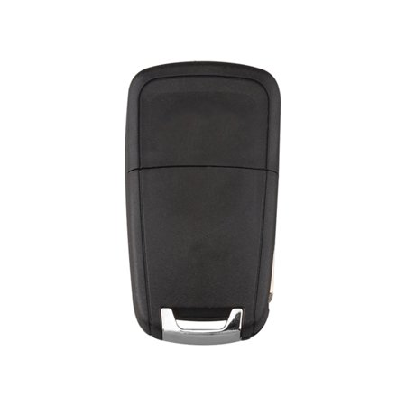 2 Button Folding Flip Key Shell Case Entry Remote Key Protection Cover Replacement for Chevrolet Epica Lova