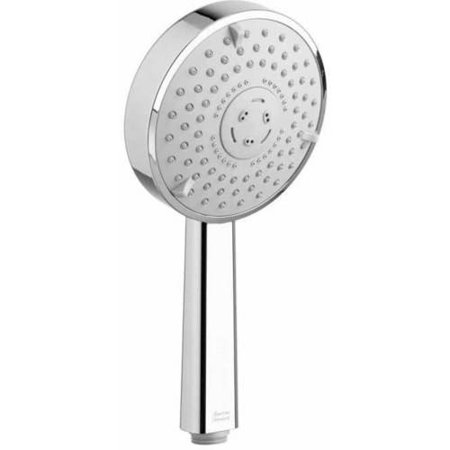 American Standard 1660.550.002 3-Function Rain Handshower with Check Valve, Available in Various Colors