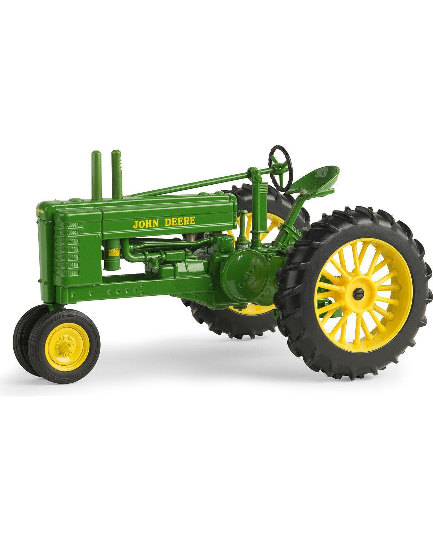 1 16 John Deere Model B Tractor Toy by Ertl LP53349 by ERTL
