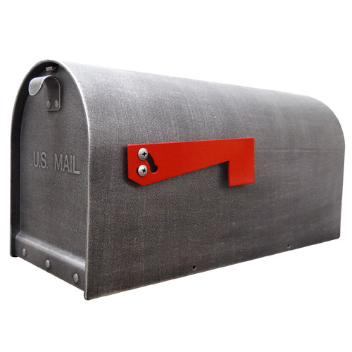 Special Lite Products Titan Post Mounted Mailbox with Rain Overhang