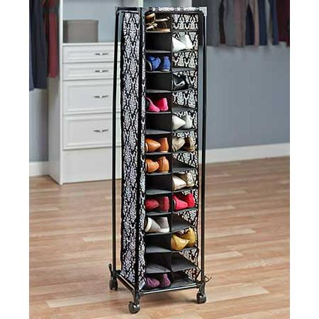 Fashionable Shoe Storage (Damask)
