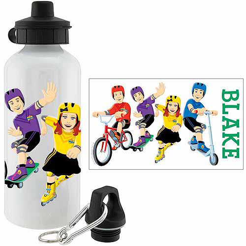 Personalized The Wiggles Outdoor Fun Sports Bottle
