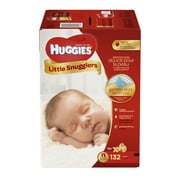 HUGGIES Little Snugglers Diapers (Choose Size and Count)