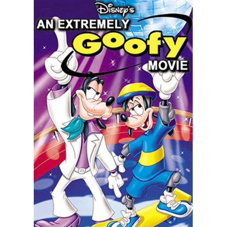 An Extremely Goofy Movie (DVD) - Chop Shop Movie