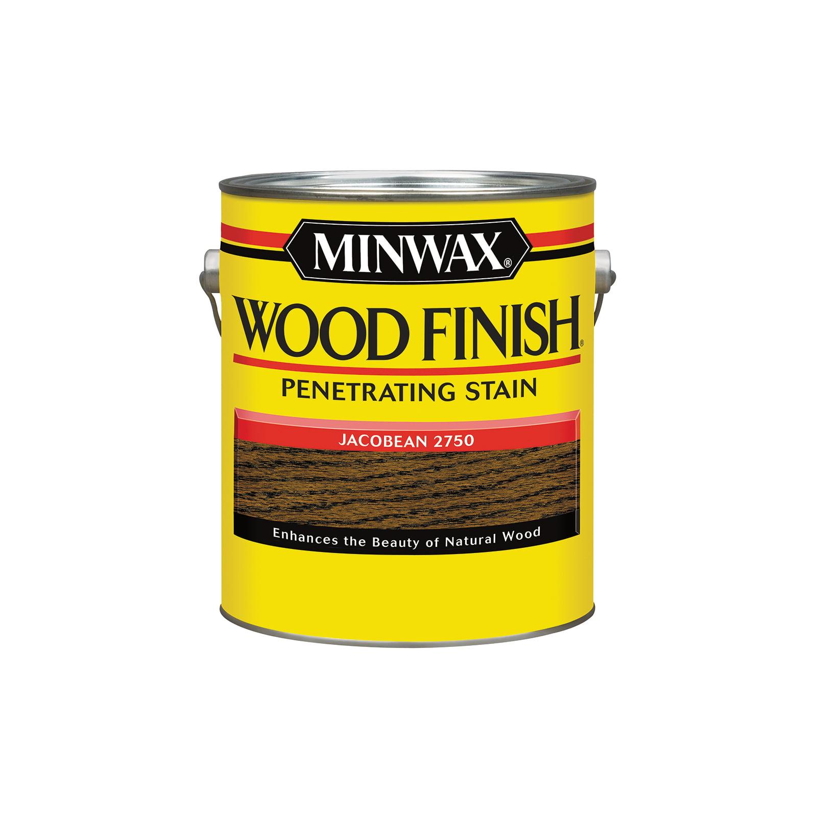 Minwax® Wood Finish™ Jacobean 1-Gal