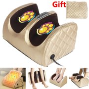 Best Foot Rollers - Heating Foot Massager Machine with Cloak, Electric Shiatsu Review