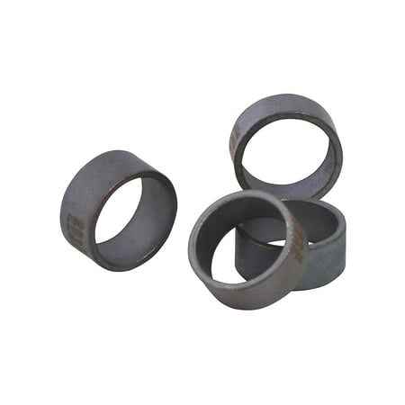 Tubing Pack - Everflow Pex Tubing Crimp Ring copper Pipe Fittings 3/4 Inch (Pack of 25)