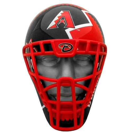 Arizona Diamondbacks Black Fanmask - No Size