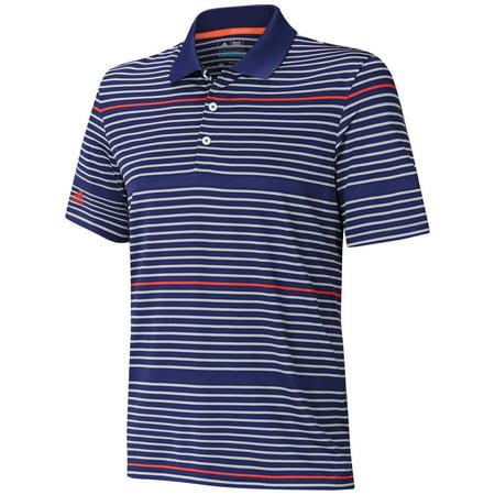Adidas Golf ClimaCool Classic Merch Stripe Polo
