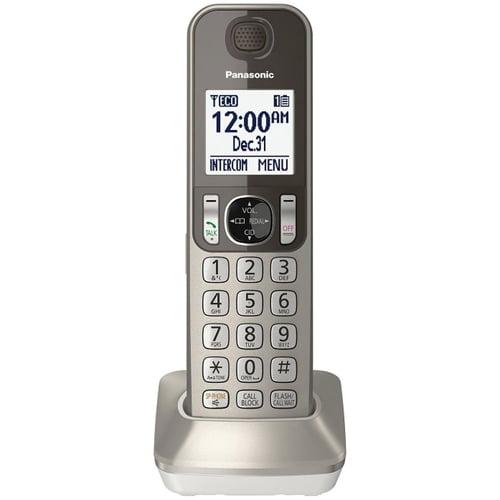 Panasonic KX-TGEA20S DECT 6.0 Extra Handset for KX-TGE272S KX-TGE263S KX-TGE262S