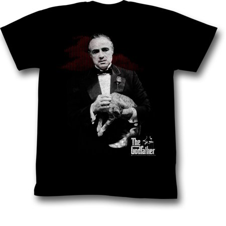 American Classics Godfather Contemplation T - Black Godfather