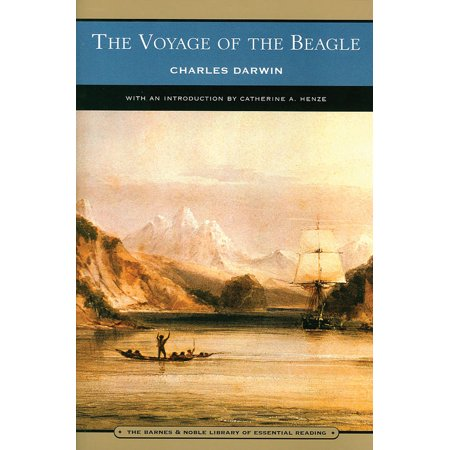 The Voyage of the Beagle (Barnes & Noble Library of Essential