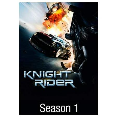 Knight Rider [2008]: Season 1 (2008) - Walmart com