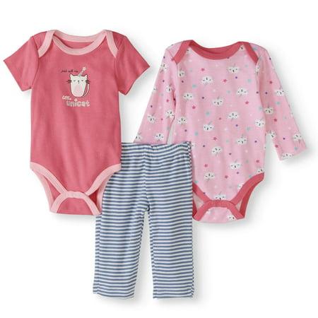 Baby Clothes Near Me Custom Newborn Baby Girls' TurnMeAround 60Piece Set Walmart