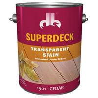 DUCKBACK PRODUCTS DP-1911-4 GALCedarTon Trans Stain