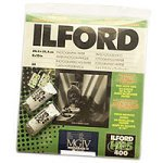 Ilford MGD.1 B&W Paper Pearl 25 sheet Value Pack with 2 rolls HP5 Film (Ilford Pearl Photo Paper)