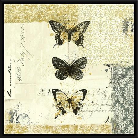 PTM Images Golden Bees n Butterflies No 2 ()