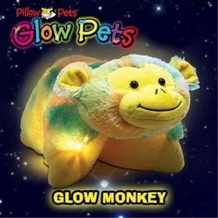 Grow Monkey - Pillow Pets Glow Pets - Monkey 12