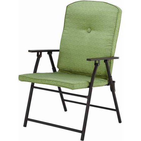 Mainstays Outdoor Padded Folding Chairs