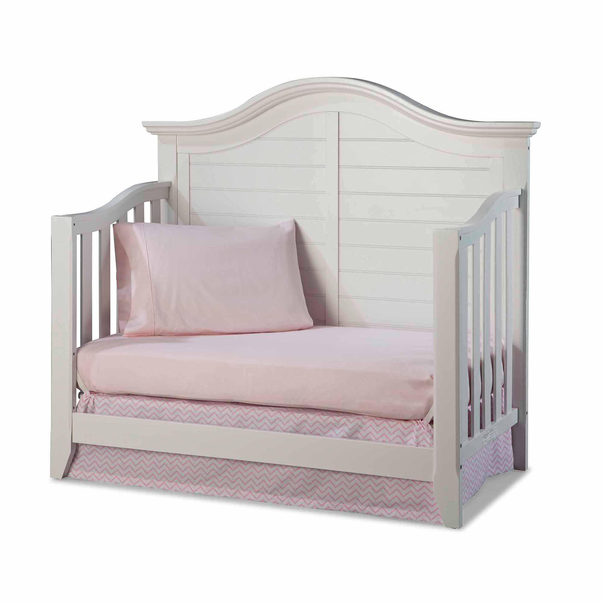 Charming Thomasville Kids Southern Dunes Lifestyle 4 In 1 Convertible Crib White    Walmart.com